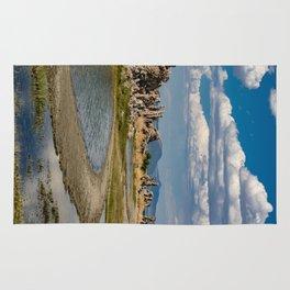 Mono Lake, California - III Rug