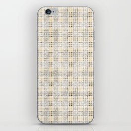 Classical beige cell. iPhone Skin