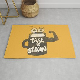 Take It Strong Rug