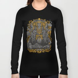 IBERIAN HECATE gray Long Sleeve T-shirt