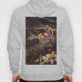 Us and the Animals Hoody