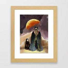 Paul Muaddib Framed Art Print