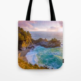 Magical Cove, Big Sur II Tote Bag