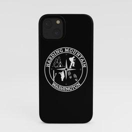 HARDING MOUNTAIN iPhone Case