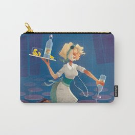 """vintage poster """"Limonade Fontestorbes"""" Carry-All Pouch"""