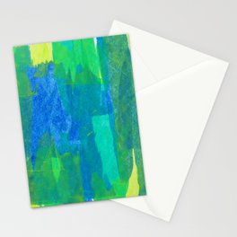 Abstract No. 504 Stationery Cards