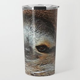 SLOTH LOVE Travel Mug