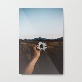 Simple Joys Metal Print