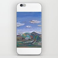 country iPhone & iPod Skins featuring Country by Thomas Madden
