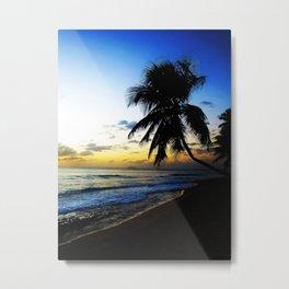 Sunset @ Rincon 2 Metal Print