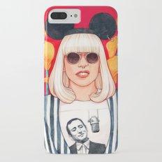 jazz art pop punk Slim Case iPhone 7 Plus