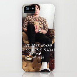 Seungyoon - Sentimental iPhone Case