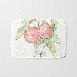 Prunus Persica (Peach) Bath Mat