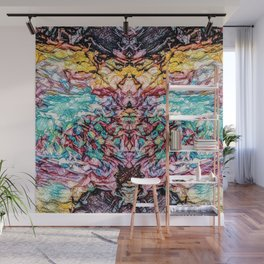 Genesis - Colorful Abstract Wall Mural