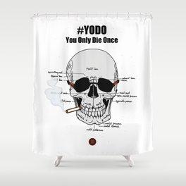 #YODO Shower Curtain