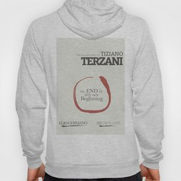 Tiziano Terzani, Bruno Ganz, Germano, The end is my beginning. La fine è il mio inizio, Movie Poster Hoody