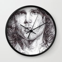 LizardKing Wall Clock