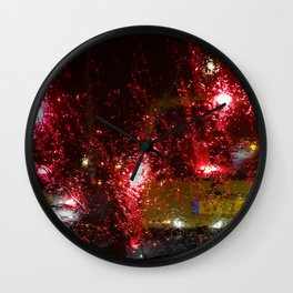 Rainy DayZ 34 Wall Clock
