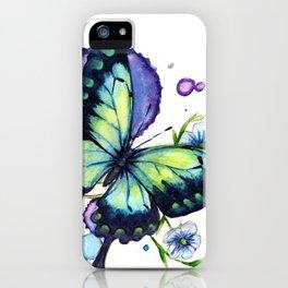 Radiant Flax iPhone Case