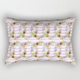 Wreath Pattern Rectangular Pillow