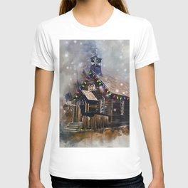 Church At Christm T-shirt
