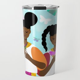 Under the Forest Trees Travel Mug