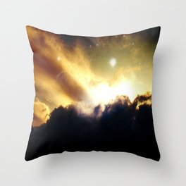Explosions in the Sky  Throw Pillow