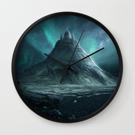 Forgotten World: Hungarian Parliament Wall Clock