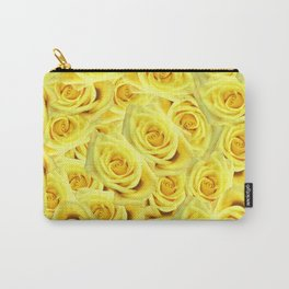 Candlelight Roses Carry-All Pouch