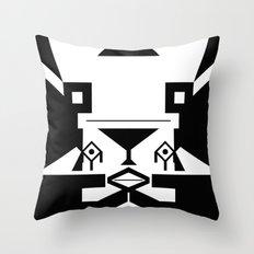 0001 Throw Pillow