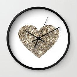 heart-10 Wall Clock