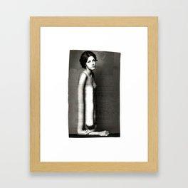 Boops Framed Art Print