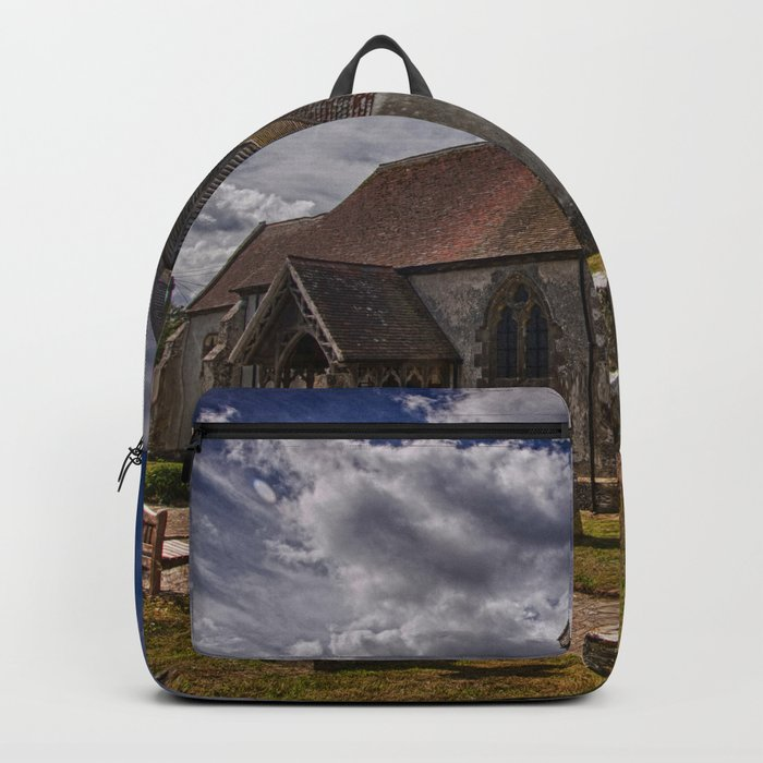 St Bartholomew Chalvington Backpack