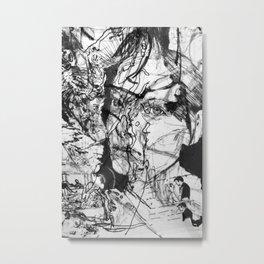 It's all just a dream Metal Print