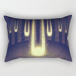 Sol System - Meteor Shower Rectangular Pillow