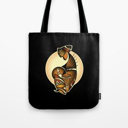 Kenyan Beats Tote Bag