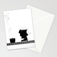 Little Red grandmother Stationery Cards