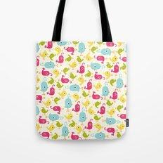 Sweet Tweets Tote Bag