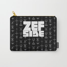 Zef Side Design Carry-All Pouch