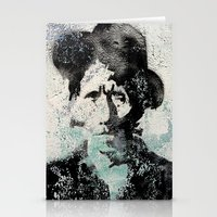 tom selleck Stationery Cards featuring Tom by Matteo Lotti
