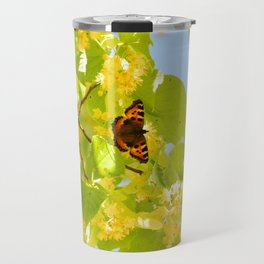 Blinding Butterfly Travel Mug