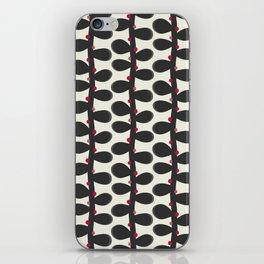 Like a Leaf [red spots] iPhone Skin