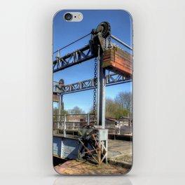 Lift Bridge iPhone Skin