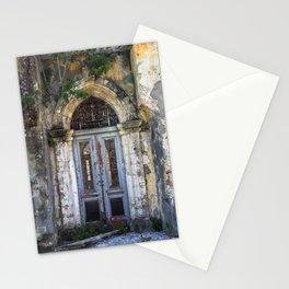 Derelict Doorway Stationery Cards