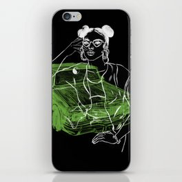 Roses Really Smell Like... iPhone Skin