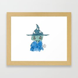 Lil bubsy Framed Art Print