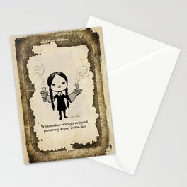 In the Laboratory Stationery Cards