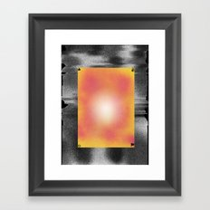Bigradé Framed Art Print