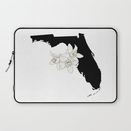 Florida Silhouette Laptop Sleeve