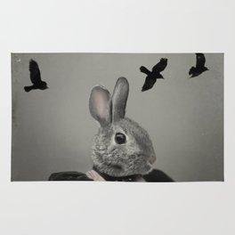 Miss Bunny Rug